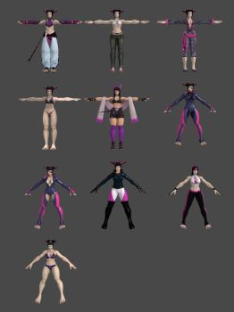 Juri Han (updated) by roodedude