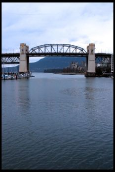 Burrard Street Bridge by Zenith-XO