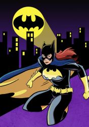 Batgirl by More979