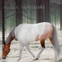 Angelic Nightmare by ArtFreak312