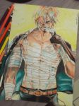 Sanji / One Piece ( Rereading )