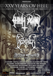 Christ Agony/ Beheaded/ Devilish Impressions Tour by BlackTeamMedia