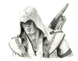 Assassin's Creed 3 by JazzyBlue95