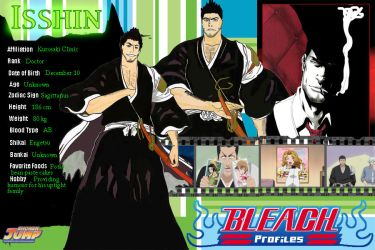 Isshin Profile by Revy11