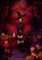 Young Witch by silviya