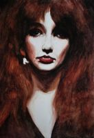 Kate Bush by Ziggster