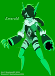 Emerald (Gift) by NoxidamXV