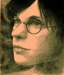 Harry Potter by Tr4pito