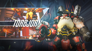 Torbjorn-Wallpaper-2560x1440 by PT-Desu
