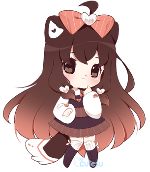SMALL CHIB: Nomellie by cutesu