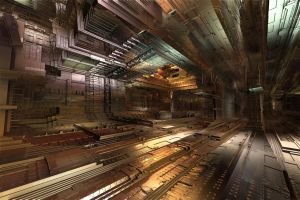 A Metro Mystery by Vidom