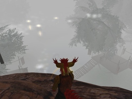 Isla Draconia - Ghostly Mist 3 by ZauberParacelsus
