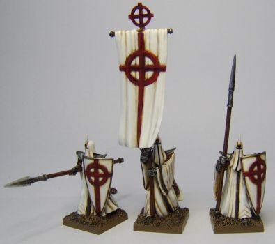 MORDHEIM Knights of the Light by FraterSINISTER