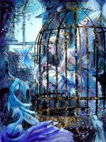 Birdcage by taintedsilence