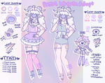 Pastel Loli Goth Xynthii - [CLOSED] by hello-planet-chan