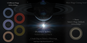 Planet Ring Resource Pack by Alpha-Element