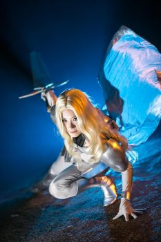 CLAYMORE--Teresa by wooshiyong