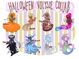 halloween volysse adopts [1/8 open] by cvrryspice