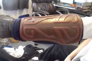 TP Link Arm Guard by MorganTheAdventurer