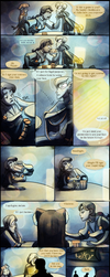 Roulette City: Round One PG2 by NevermoreGingitsune