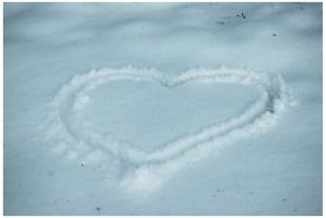 Snow Some Love by AO-Photography