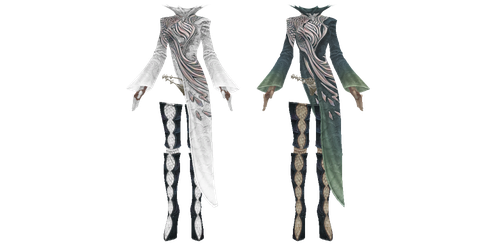 Tera online: Thalia Outfit by Jalmod