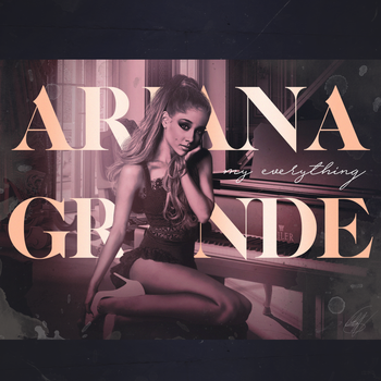 Ariana Grande - My Everything by GOLDENDesignCover