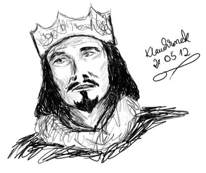 Claudius - sketch by ReveveR
