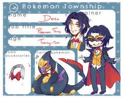 Pokemon TownShip || Delta ||