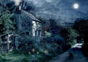 The Witches House by ArwensGrace