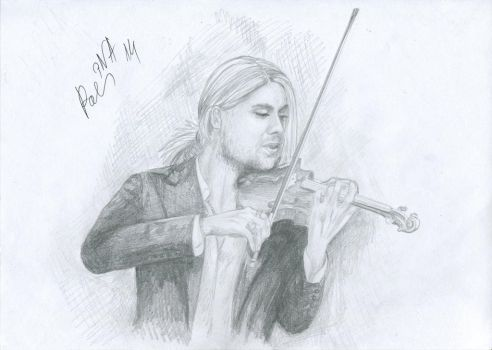 David Garrett by polinaart1