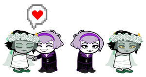 I Now Pronounce You, RoseMary by DeepSeaHorror