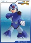 Megaman X Card by Blopa1987