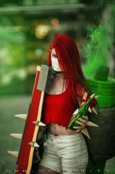 Singed Cosplay - League of Legends by ddenizozkan