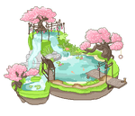 Peaceful days   Pixel experiment 01 by youkeii