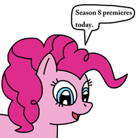 Season 8 of MLP: FIM premieres today by MarcosPower1996