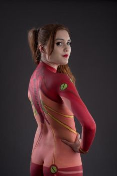 Asuka Test Suit 2 by JWBeyond