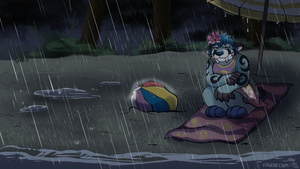 [Commission] Itzy's Rainy Day by raizy