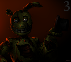 FNAF - Welcome to Fazbear's Fright by Atlas-White