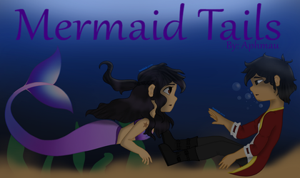 Aarmau: What are you? (Mermaid Tails) by ThePancakeSoldier115