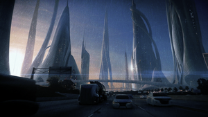 Futures Perspective by MP-Celestial