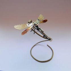 Watch Parts Dragonfly No 24 by AMechanicalMind