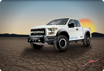 Ford F150 by chaoticmind