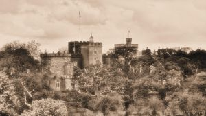 Powderham Castle UK - aged by UdoChristmann