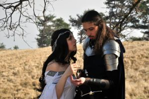 Beren and Luthien 5 by Jaymasee