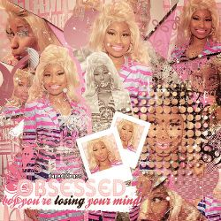 +Obsessed - Nicki Minaj blend. by DanEditionss
