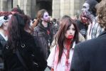 Zombie Walk, Paris 2010-4 by bandini