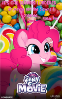 Pinkie Pie Poster by EJLightning007arts