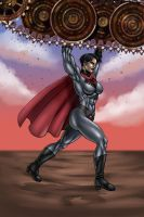 5,000 Pageviews Gift by Soviet-Superwoman
