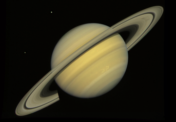 Saturn (July 21, 1981) by jcpag2010